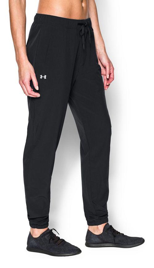Women Under Armour Easy Studio Pants - Black L