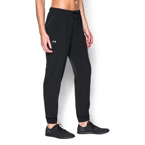 Women Under Armour Easy Studio Pants - Black XL