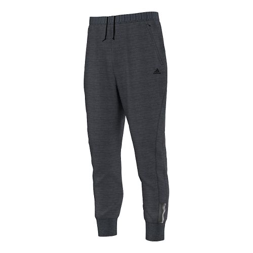 Mens adidas Supernova Beyond The Run Full Length Pants - Dark Grey Heather M