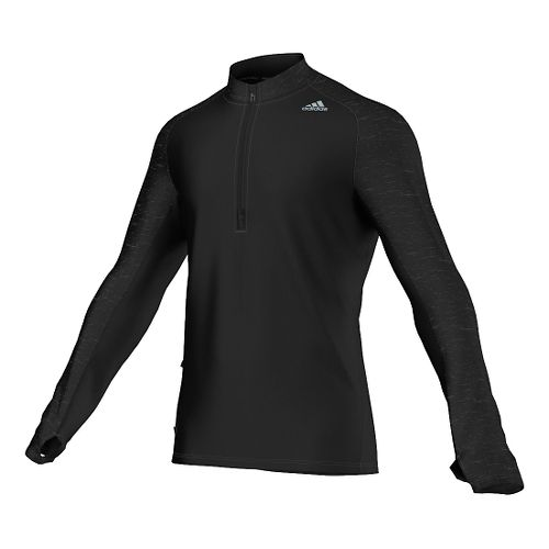 Men's adidas�Supernova Storm Half Zip Long Sleeve