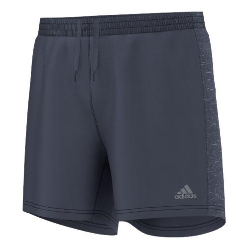 Mens adidas Supernova 5 Unlined Shorts - Midnight Grey XL