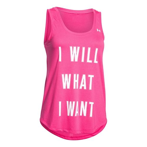 Women's Under Armour�I Will What I Want Tank