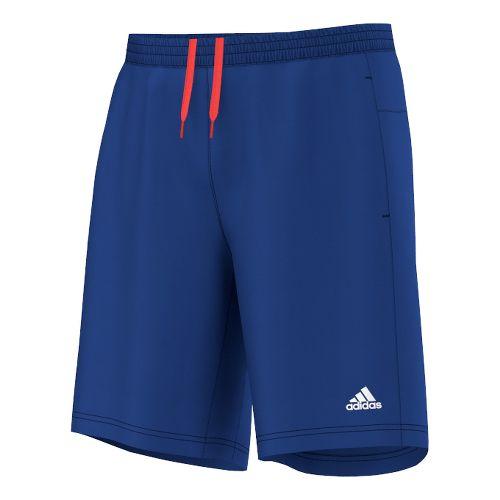 Mens adidas AKTIV 9 Unlined Shorts - Collegiate Royal L