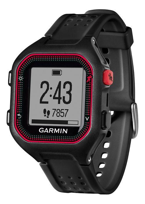 Garmin Forerunner 25 GPS Monitors - Black L
