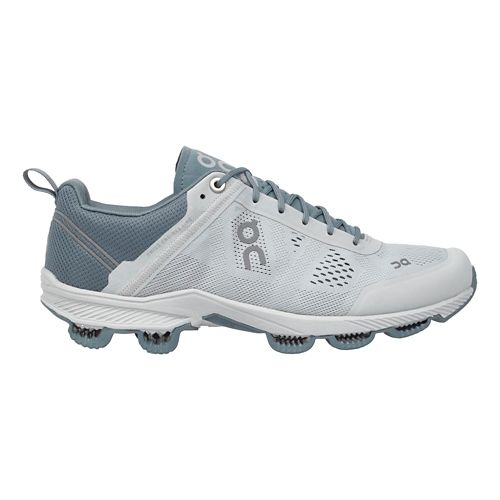 Womens On Cloudsurfer 3 Running Shoe - Glacier/White 5