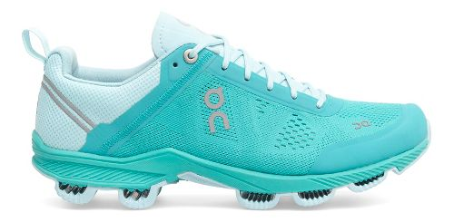Womens On Cloudsurfer 3 Running Shoe - Turquoise 8