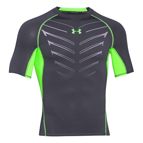 Men's Under Armour�Heatgear EXO Shortsleeve Compression Shirt