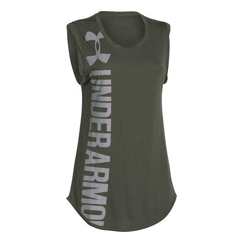 Women's Under Armour�Vertical Logo Tunic