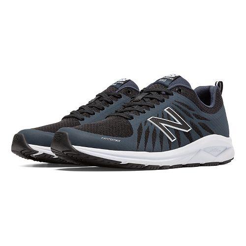 1065 Walking Shoe - Black/Orca/White 10