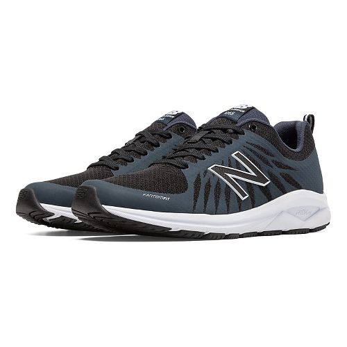 1065 Walking Shoe - Black/Orca/White 9.5