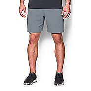 Mens Under Armour Hiit Woven Compression & Fitted Shorts
