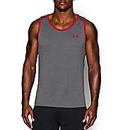 Mens Under Armour Tech Sleeveless & Tank Technical Tops
