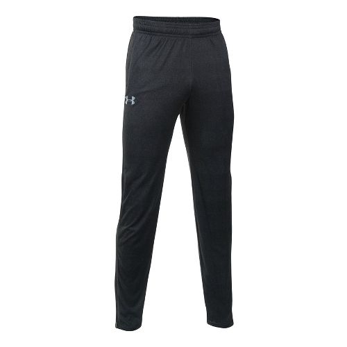 Mens Under Armour Tech Pants - Black L