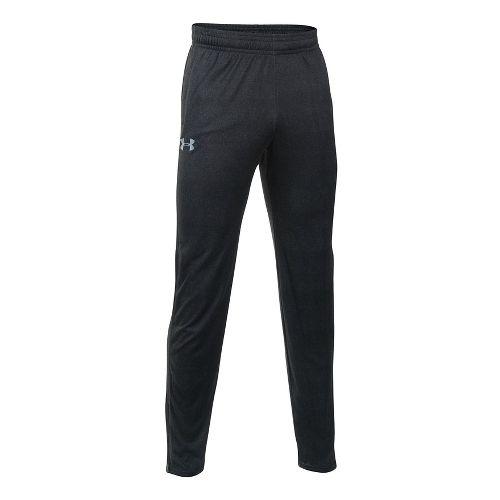 Mens Under Armour Tech Pants - Black XXL