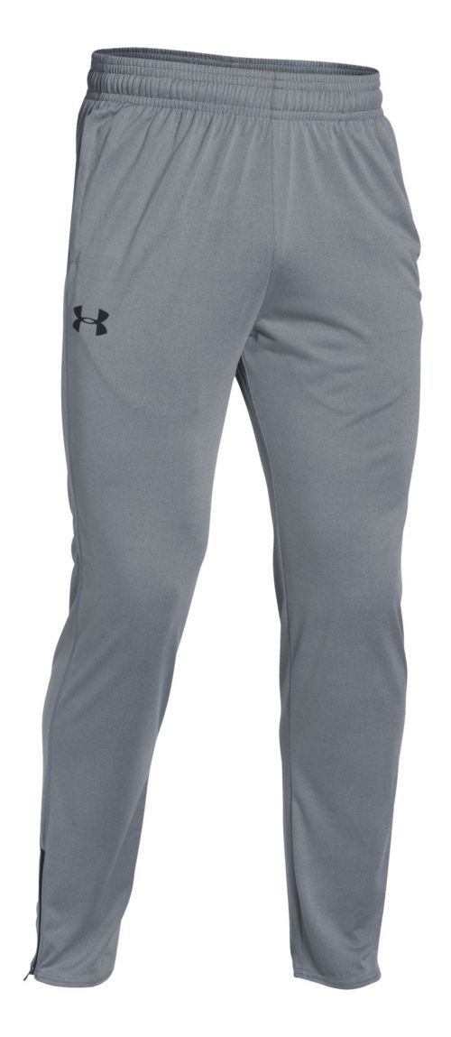 Mens Under Armour Tech Pants - Steel 3XL
