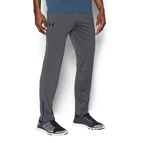 Mens Under Armour Tech Pants - Graphite M