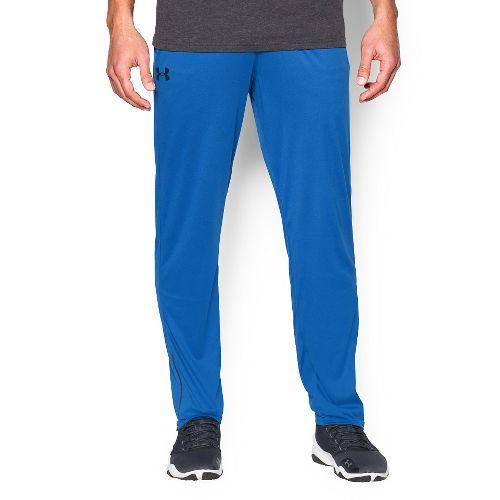 Mens Under Armour Tech Pants - Ultra Blue L