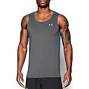 Mens Under Armour Coolswitch Run Singlet Sleeveless & Tank Technical Tops