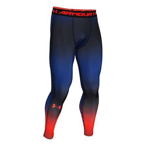 Men's Under Armour�Heatgear Armour Branded Shortsleeve Compression Legging
