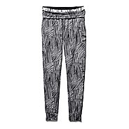 Womens Under Armour Downtown Knit Printed Jogger Full Length Pants