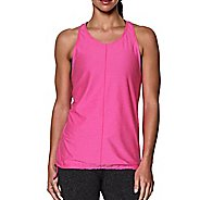 Womens Under Armour Studio Go To Tank Technical Tops
