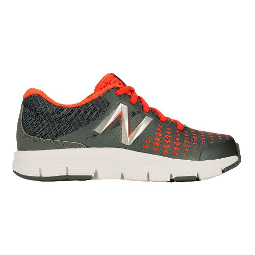 Kids New Balance 775v1 Running Shoe - Grey/Orange 1.5