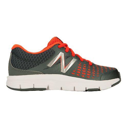 Kids New Balance 775v1 Running Shoe - Grey/Orange 4