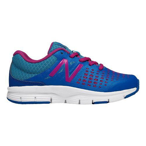 Kids New Balance 775v1 Running Shoe - Blue/Pink 7Y