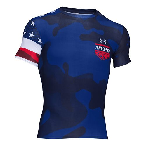 Men's Under Armour�Freedom NYPD Compression Shirt