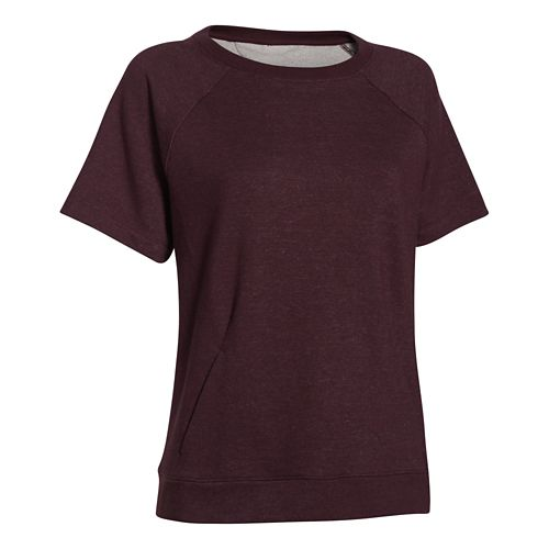 Women's Under Armour�Studio Terry Shortsleeve Crew