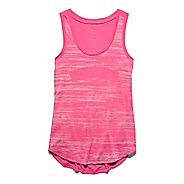 Womens Under Armour Power in Pink Support Tank Technical Tops
