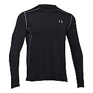 Mens Under Armour Raid T Long Sleeve No Zip Technical Tops