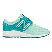 Kids New Balance Rushv1 P Velcro Pre/Grade School Running Shoe