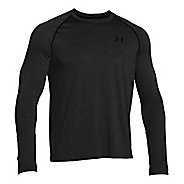 Mens Under Armour Tech Tee Long Sleeve Technical Tops