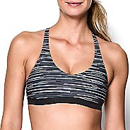 Womens Under Armour Low Printed Sports Bras