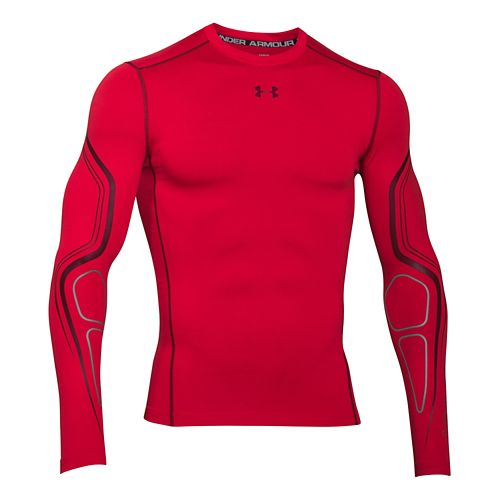 Men's Under Armour�Coldgear Armour Graphic Compression Crew 2