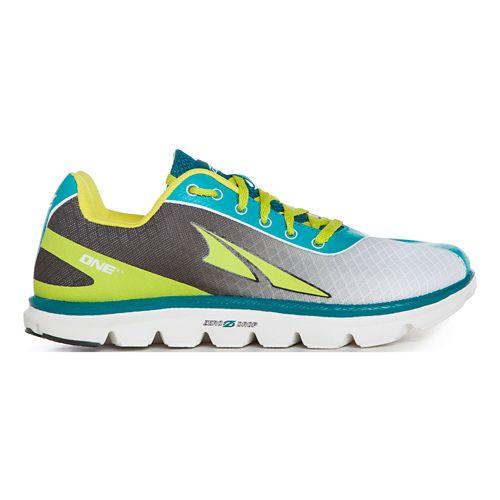 Womens Altra One 2.5 Running Shoe - Sprite 9