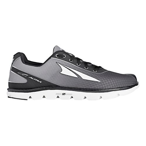 Womens Altra One 2.5 Running Shoe - Black 5.5