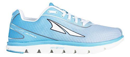 Womens Altra One 2.5 Running Shoe - Light Blue 5.5