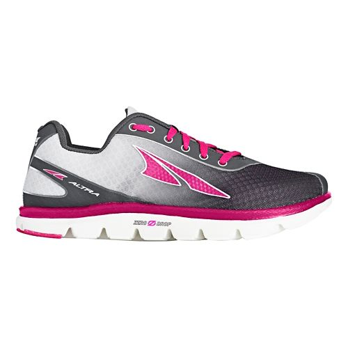 Womens Altra One 2.5 Running Shoe - Raspberry 12