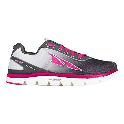 Womens Altra One 2.5 Running Shoe - Raspberry 8