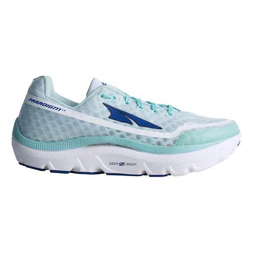 Womens Altra Paradigm 1.5 Running Shoe - Mint 6