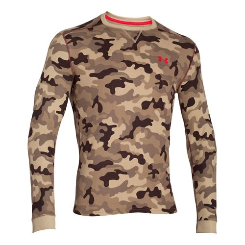 Men's Under Armour�Amplify Camo Thermal Crew
