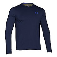 Mens Under Armour ColdGear Infrared Crew Long Sleeve Technical Tops