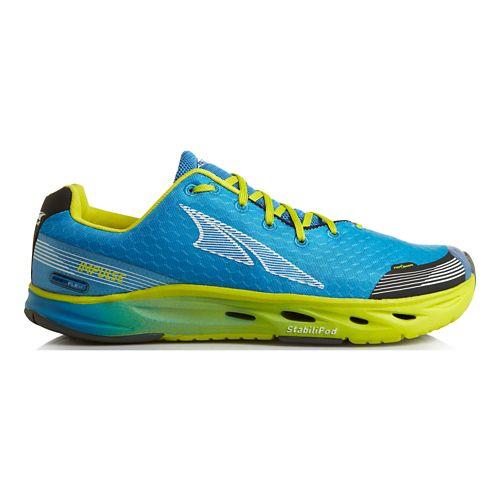Mens Altra Impulse Running Shoe - Malibu Blue 8