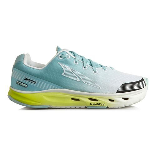 Womens Altra Impulse Running Shoe - Aqua Fade 5.5
