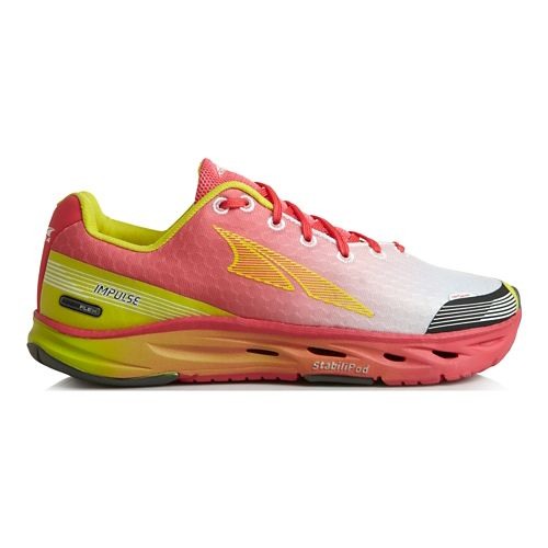 Womens Altra Impulse Running Shoe - Magenta Fade 10