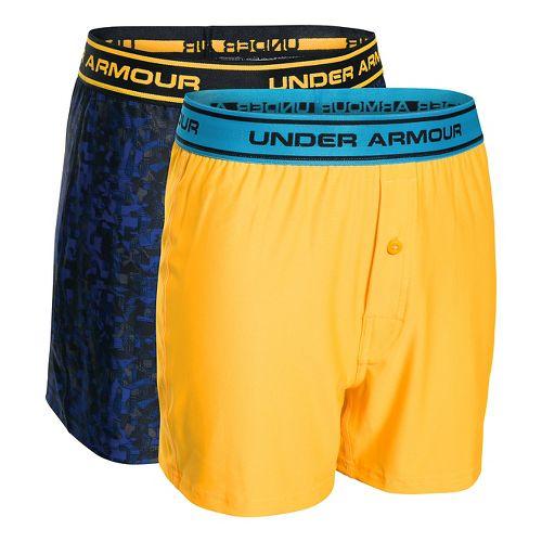 Kids Under Armour�Original Boxer Short 2 Pack