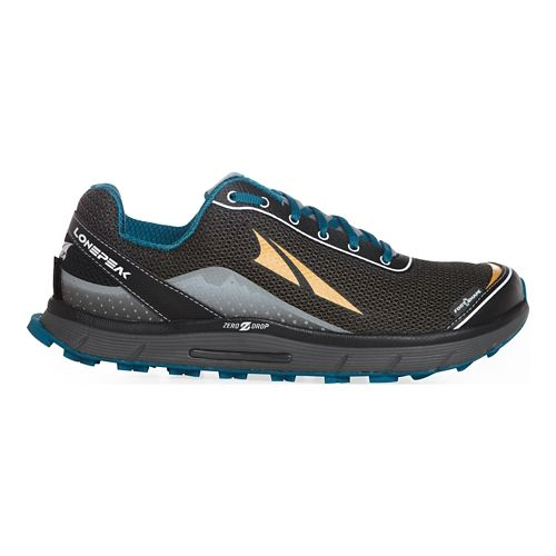 Mens Altra Lone Peak 2.5 Trail Running Shoe - Steel 11