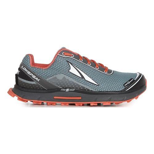 Womens Altra Lone Peak 2.5 Trail Running Shoe - Coral Reef 6.5